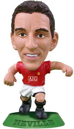 Gary Neville   Manchester United Home
