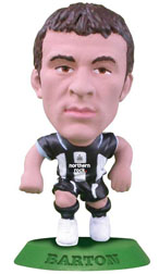 Joey Barton   Newcastle United Home