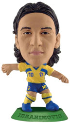 Zlatan Ibrahimovic   Sweden Home