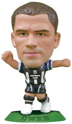 Michael Owen   Newcastle United Home