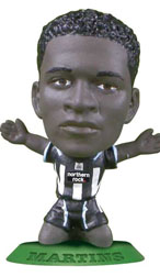 Obafemi Martins   Newcastle United Home