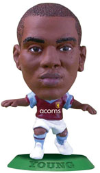 Ashley Young   Aston Villa Home