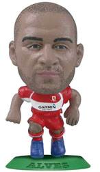 Afonso Alves   Middlesbrough Home