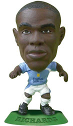 Micah Richards   Manchester City Home