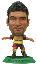 Eduardo   Arsenal Away