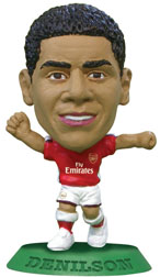 Denilson   Arsenal Home