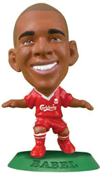 Ryan Babel   Liverpool Home