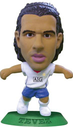 Carlos Tevez   Manchester United Away