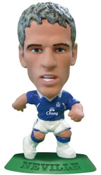 Phil Neville   Everton Home