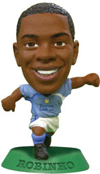 Robinho   Manchester City Home
