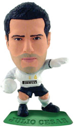 Julio Cesar   Internazionale Home Goalkeeper