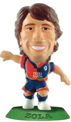 Gianfranco Zola   Cagliari Home