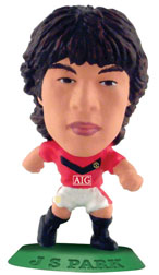 Ji Sung Park   Manchester United Home