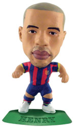 Thierry Henry   Barcelona Home