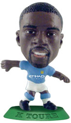 Kolo Toure   Manchester City Home