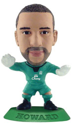 Tim Howard   Everton Home Goalkeeper
