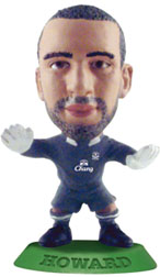 Tim Howard   Everton Away Goalkeeper