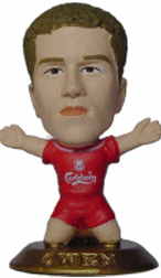 Michael Owen   Liverpool Home