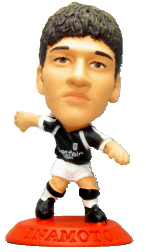 Junichi Inamoto   Fulham Away