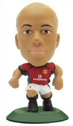 Wes Brown   Manchester United Home