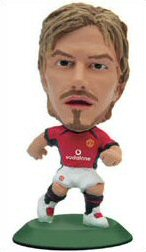 David Beckham   Manchester United Home