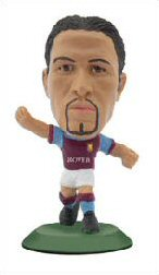 Moustapha Hadji   Aston Villa Home