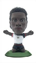 Louis Saha   Fulham Home