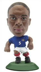 William Gallas   France Home