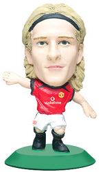 Diego Forlan   Manchester United Home