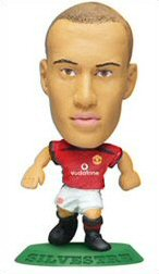 Mikael Silvestre   Manchester United Home