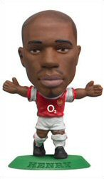 Thierry Henry   Arsenal Home
