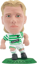 Johan Mjallby   Celtic Home