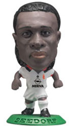 Clarence Seedorf   AC Milan Away