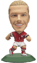 David Beckham   England Away