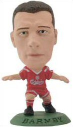 Nicky Barmby   Liverpool Home