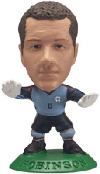 Paul Robinson   England Away Goalkeeper
