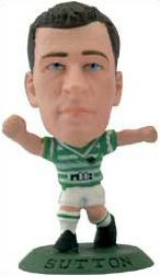 Chris Sutton   Celtic Home