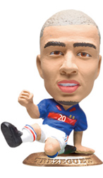 David Trezeguet   France Home Kicker