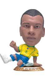 Gilberto Silva   Brazil Home Kicker