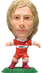 Gaizka Mendieta   Middlesbrough Home