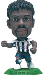 Olivier Bernard   Newcastle United Home