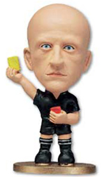 Pierluigi Collina   Referee Black