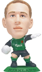 Chris Kirkland   Liverpool Home Goalkeeper