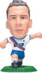 Peter Lovenkrands   Rangers Away