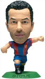 Ludovic Giuly   Barcelona Home