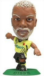 Djibril Cisse   Liverpool Away