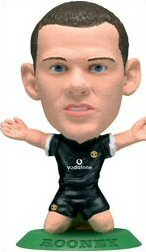 Wayne Rooney   Manchester United Away