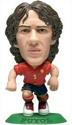 Carles Puyol   Spain Home