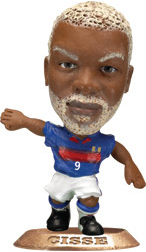 Djibril Cisse   France Home