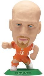 Jaap Stam   Netherlands Home